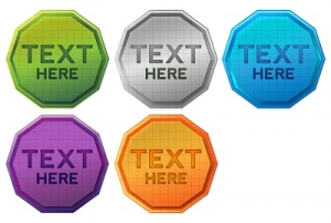 Mobile Badges And Buttons(PLR)
