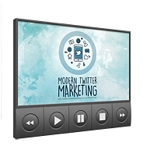 Modern Twitter Marketing (PLR / MRR)
