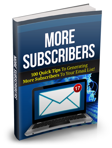 More Subscribers (MRR)