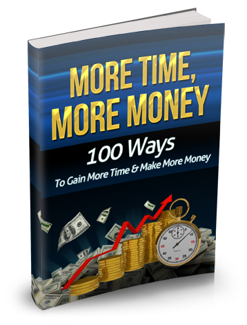 More Time More Money (MRR)