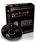 Multi Profit Monthly - Video Series (RR)