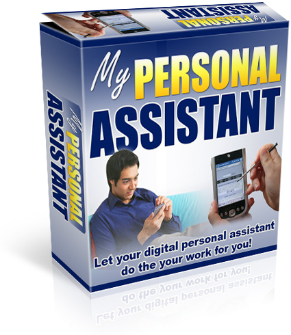 My Personal Assistant Software (PLR / MRR)