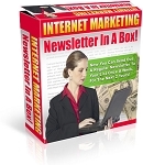 Newsletter In A Box Software (PLR / MRR)