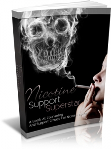 Nicotine Support Superstar (MRR)