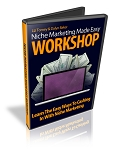 Niche Marketing Made Easy - Video Workshop (MRR)