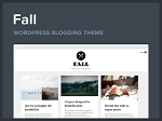 Obox Themes Fall Wordpress Theme (PLR / MRR)