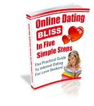 Online Dating Bliss in 5 Simple Steps (PLR / MRR)
