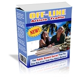 Off-Line Article Traffic (PLR)