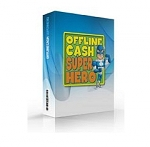 Offline Cash Super Hero (PLR)