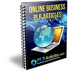 10 Online Business Marketing PLR Articles (PLR / MRR)
