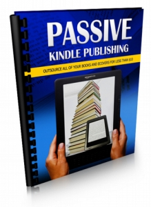 Passive Kindle Publishing (MRR)