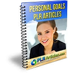 10 Goals PLR Articles (PLR / MRR)