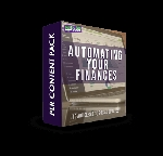 Automating Your Finances PLR Articles (PLR)
