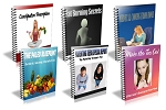 Niche Reports 6 Pack (PLR / MRR)