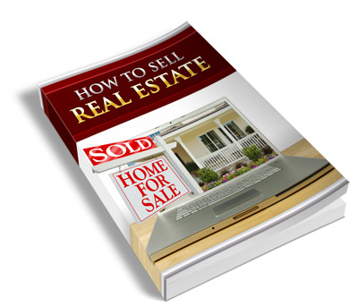 How to Sell Real Estate (PLR / MRR)