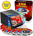 6 Marketing PLR Audio eBooks (PLR / MRR))