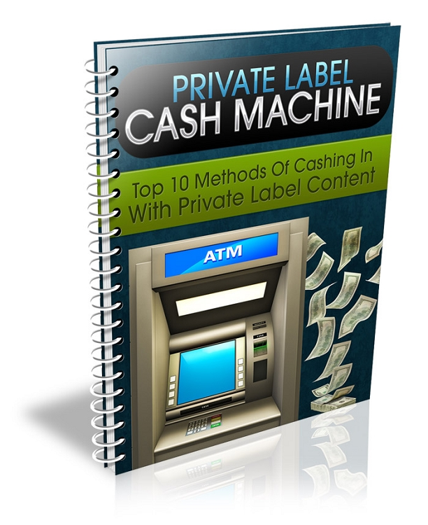 PLR Cash Machines Report (PLR / MRR)