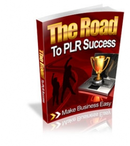 PLR Profits And The Road To PLR Success (MRR)