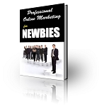 Professional Online Marketing for Newbies (PLR / MRR)