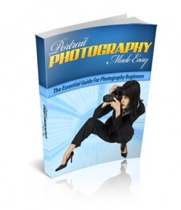 Portrait Photography Made Easy (PLR)