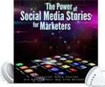 Power Of Social Media Stories For Marketers (PLR / MRR)