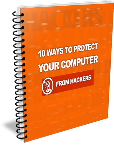 Protect Your Computer From Hackers (PLR / MRR)