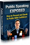 Public Speaking Exposed  (PLR / MRR)