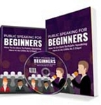 Public Speaking For Beginners (PLR / MRR)
