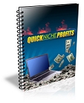 Quick Niche Profits - eBook and Audio (PLR / MRR)