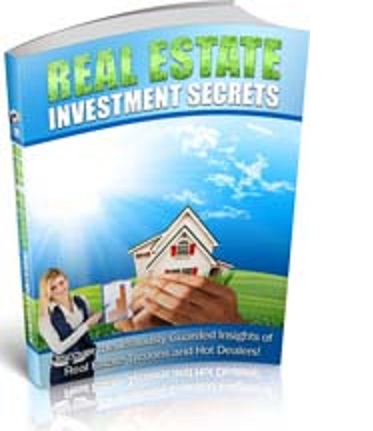 Real Estate Investment Secrets (PLR / MRR)