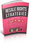 Resale Rights Strategies (PLR / MRR)