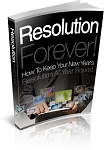 Resolution Forever (MRR)
