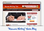 Resume Writing Tips Niche Blog