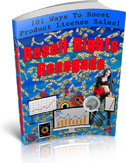 Resell Rights Renegade  (PLR / MRR)