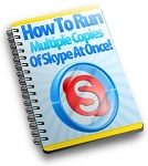 Run Multiple Copies of Skype At Once (PLR / PLR)