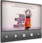 Social Messaging Apps For Marketers (PLR / MRR)