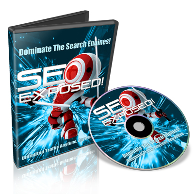 SEO Exposed - Video Series (RR)