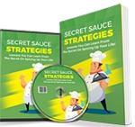 Secret Sauce Strategies (PLR / MRR)