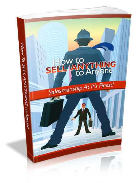 Sell Anything (PLR / MRR)