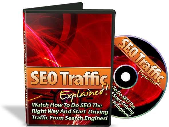 SEO Traffic Explained PLR (MRR)