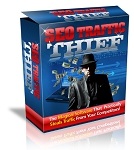 SEO Traffic Thief - Software (PLR / MRR)