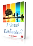 A Serious Relationship - Are You Ready? (PLR / MRR)