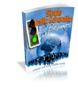 Simple Traffic Generation for Beginners (MRR)