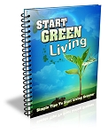 Start Green Living (PLR / MRR)