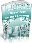 Social Networking Boost Your Online Exposure (PLR/MRR)
