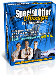 Special Offer Manager (PLR / MRR)