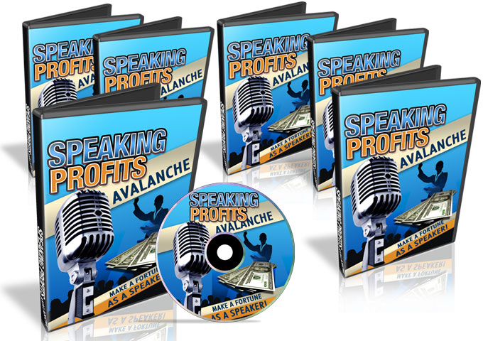 Speaking Profits Avalanche - Video Series