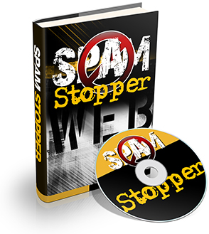 Spam Stopping - eBook and Audio (PLR / MRR)