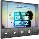 Start Your Own Coaching Guide Video Upgrade (PLR / MRR)