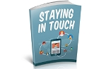 Staying In Touch (PLR / MRR)